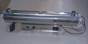 120w过流式紫外线杀菌器/水体紫外线消毒设备8吨/小时