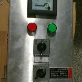 不锈钢操作箱FZC-G 防水防尘防腐操作柱