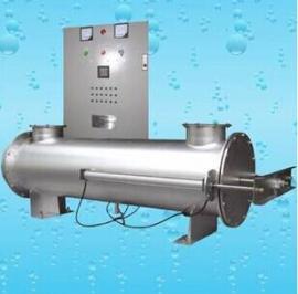 污水处理紫外线消毒设备带自动清洗装置LH-UV600W