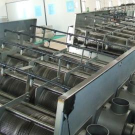 钢铁废水叠螺式污泥浓缩机