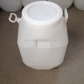 优质50升白色方桶蓝色方桶