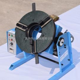 山东厂家直销轻型焊接变位机,焊接转台