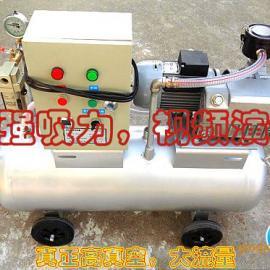 蓝星移动真空泵负压站LC-XD-020(20立方/h真空泵和真空罐) 特价