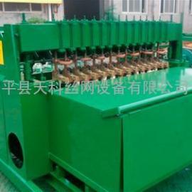 天科丝网设备 钢筋网排焊机 地暖网片排焊机 鸡笼网排焊机