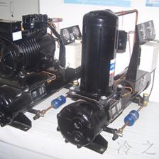 冷水机组高效率