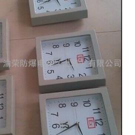 四川广元防爆石英钟厂家直销 自贡防爆万年历特价