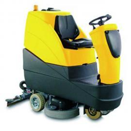 KRON S1 EV 洗地车 中型驾驶式洗地车 全自动洗地车