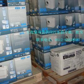 专业销售进口污水提升泵 别墅地下室卫生间污水提升泵