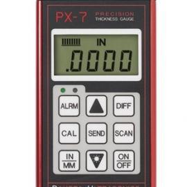 美国DAKOTA高精密超声波测厚仪PX-7