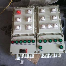 依客思碳钢钢板防爆控制箱