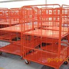 物流台车 移动装卸车 物流 折叠车 厂家定制笼车
