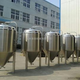 温州本优发酵罐 啤酒发酵罐