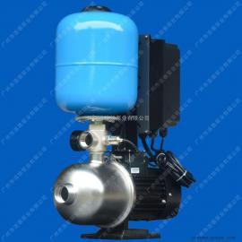 小型不锈钢变频增压泵_广东广州家用别墅变频增压水泵型号报价