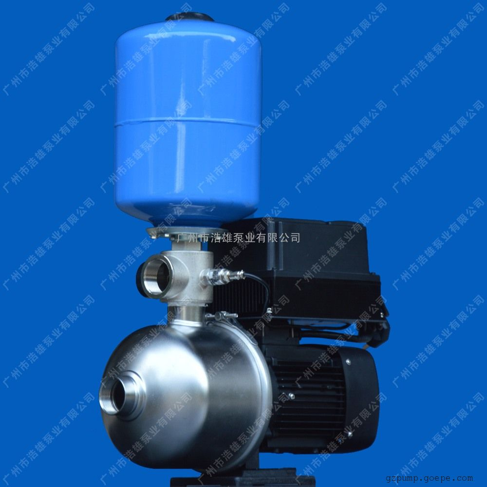 JWS-BL卧式变频水泵