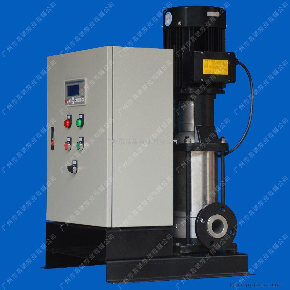 GWS-BS立式分体式变频水泵