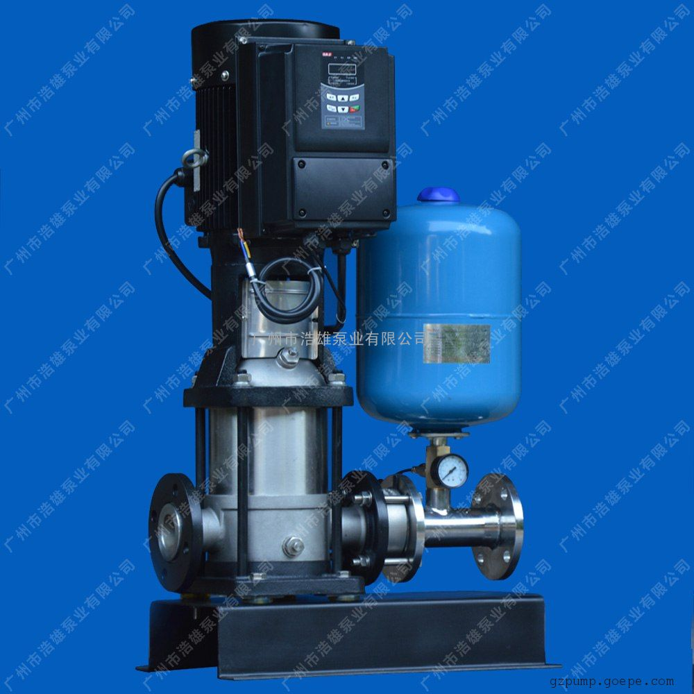 GWS-BI立式一体式变频水泵