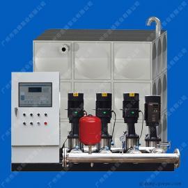 广东广州箱式无负压供水设备_广州箱式叠压供水设备型号报价