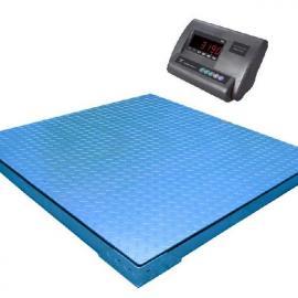 1吨电子地磅秤,带打印功能电子秤