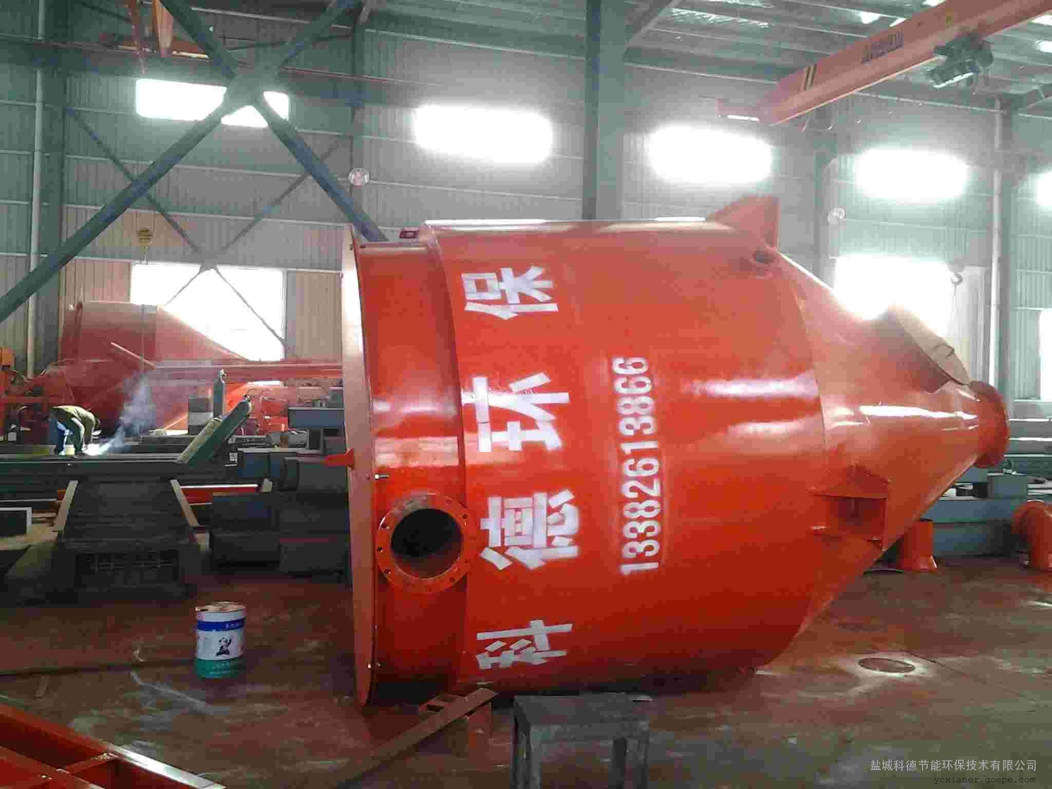 科德KDX码头粉体物料负压吸泵卸船机