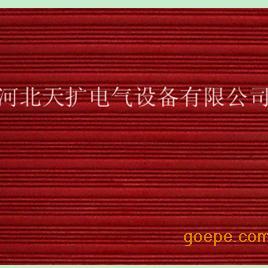 红色防滑绝缘胶板