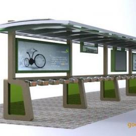 自行车亭棚