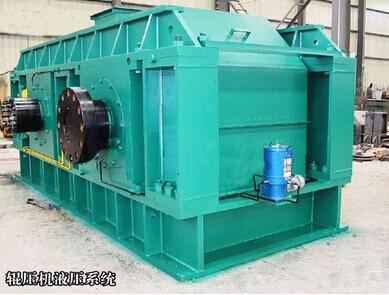 大型辊压机液压系统,大型挤压机液压系统,大型压机图片