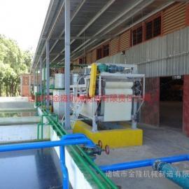 带式污水压滤机,污泥脱水机
