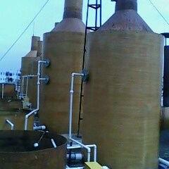 发电机尾气脱硫器