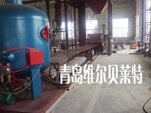 钢管内外壁抛丸机  专业抛丸机生产专家