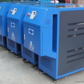 恩平高温油加热器,模具恒温机,350℃高温油式模温机