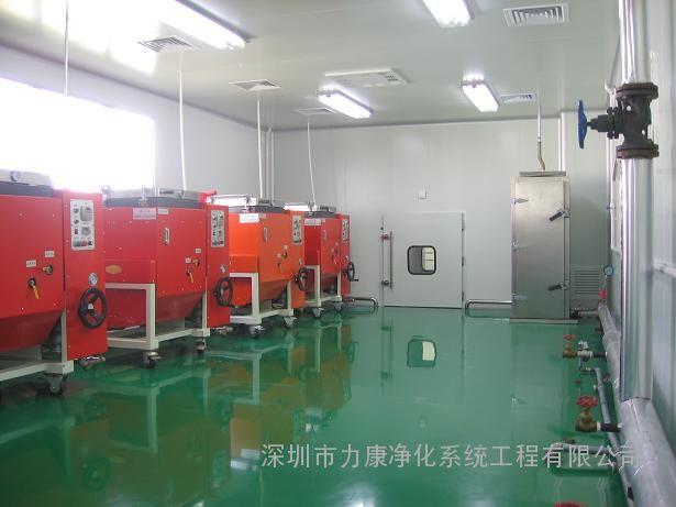 德阳面包车间qs装修承接食品厂规划设计