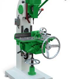木工机械 实木家具机械电机 带吹风的方眼机 方眼钻MZ1610