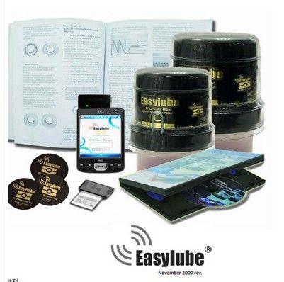 Easylube  RFID250船用油杯|工程汽车加油器|润滑油润滑装置