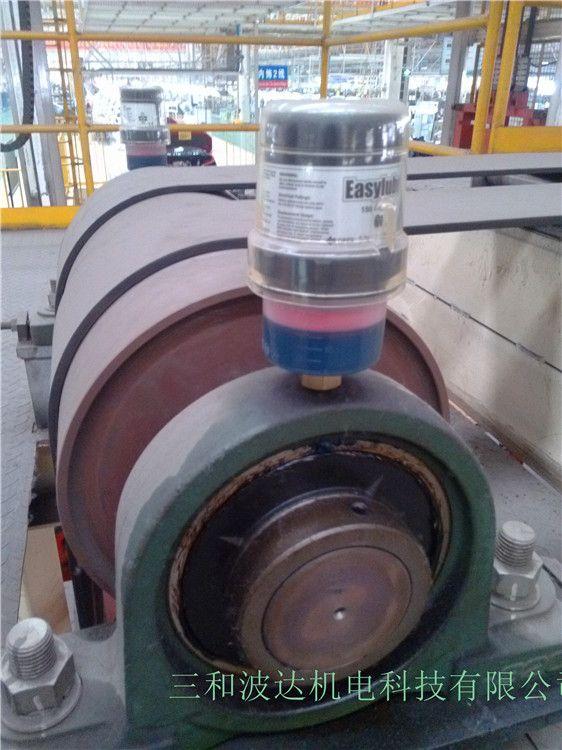 Easylube 250自动加脂器|防尘防晒危险工况专用润滑器台湾正品