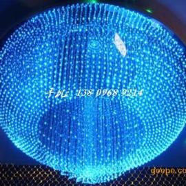 厂家批发零售塑料光纤丝本色透明