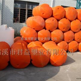 供应塑料浮球,直径60公分圆柱形浮球,浮筒