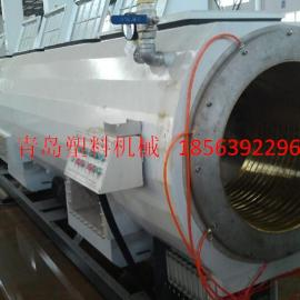 PE给排水管材生产设备