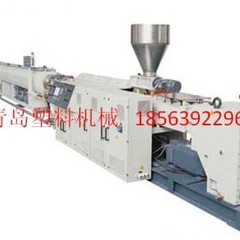 PVC供排水管生产线 PVC管生产设备
