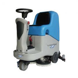 天尼ECOSMART 65电瓶驾驶式全自动洗地机(超静音)