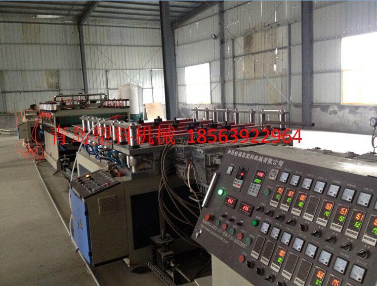 PVC家具板生产线