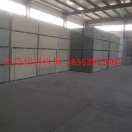 PVC木塑结皮发泡家具板生产设备