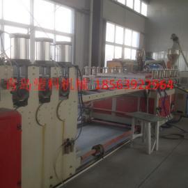 PVC 915mm 建筑模板设备