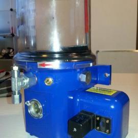 Potentlube超多点集中润滑泵 干油稀油通用进口润滑泵