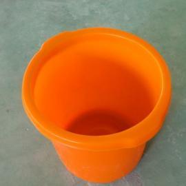 成都塑料周转筐700L自贡食品方桶700L攀枝花化工清洗箱