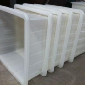 优质塑料方箱160L塑胶方桶160L塑料周转箱