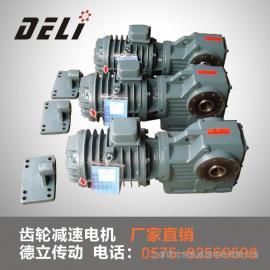 K系列螺旋锥齿轮减速电机