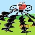 宗申S35蜗杆式种植机,宗申挖坑机,植树挖坑机,地钻