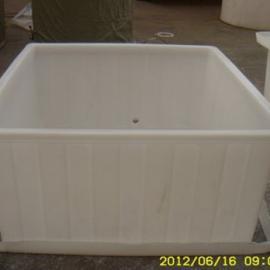 1100L塑料水箱 服装专用箱 塑料周转箱 重庆
