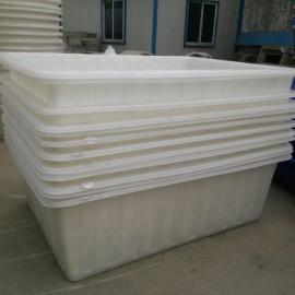 塑料水箱 注塑周转箱 1500L 塑料箱