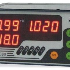SWP-NAC电量集中显示控制仪